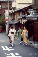 streets of Kyoto 12 by LunaFeles