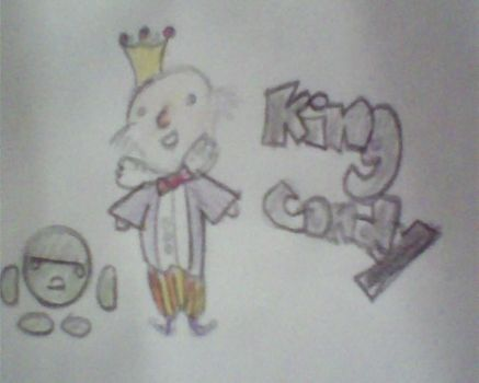 King Candy Doodle! by Blahblee7