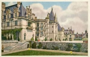 America's Castle - The Biltmore Estate by Yesterdays-Paper
