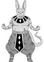 Dragon Ball Super - Champa [DBS] by Cheetah-King