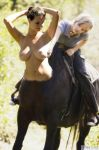That feels nice - no reins by cavallo400