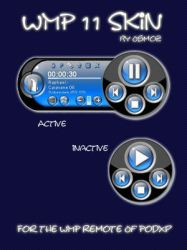 WMP 11 Skin for PODXP by osmoz-crystal