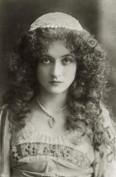 Vintage miss Maude Fealy in costume 003 by MementoMori-stock