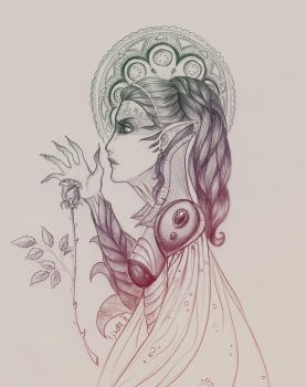 Dreams for the Rose by noeran