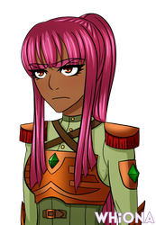Aajia Portrait Revamp by Whiona