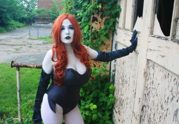 Poison Ivy (BTAS Vers.) - 06 by galaktikmermaid