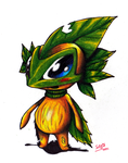 Little Treaf by Rhay-Robotnik