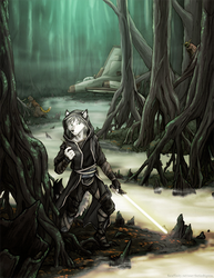 Searching on Dagobah by TheTiedTigress