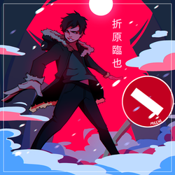 More Izaya by Micchi-Draws
