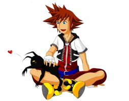 KH Collab (Color) by KasumiKetchum