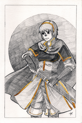 Commission - Marth by mio-mio