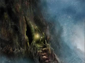 The Cave by NoNicknameNeeded