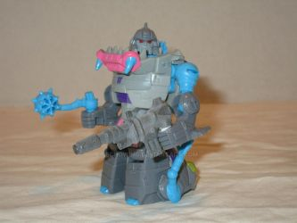Transformers Customs 008 - Gnaw by EchoWing