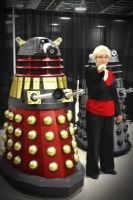 Doctor Who: End of Time Master + Dalek by Midnight-Dance-Angel