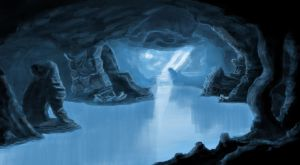 The Cavern of the Azure: Speed by Leap