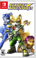 Star Fox Adventures for The Nintendo Switch by FoxPrinceAgain