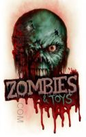 Zombies and Toys logo by billytackett