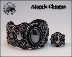 Atomic Chrome by GoodQuillHunting