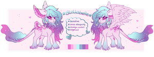 Stellabell - Northling by SerenityScratch