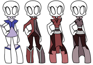 Outfit Adopts 18-21 by SaraBranch