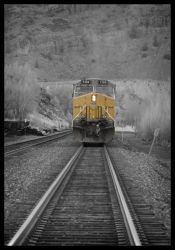 Train Time by rll07