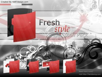 Fresh style icons by Mister-LS