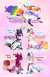 Pride Month Batch - SoulFox Auction+Raffle (OPEN) by peipaw