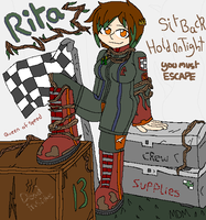 Alton Towers - Resting Rita by mitchika2