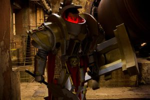Inquisitor Lord Hector Rex Photoshoot 2 by Giedriusonline