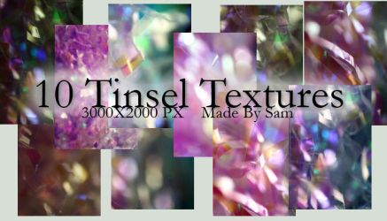 Tinsel Textures by ICouldntThinkOfAName
