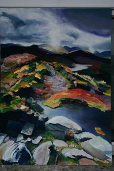 Landscapes in oils by marygsheehan