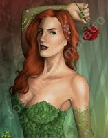 Poison Ivy by JGiampietro