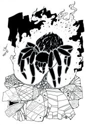 Ungoliant by Vacius
