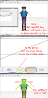 .:MMD - How to delete invisible Vertex/Verticles:. by PandaSwagg2002