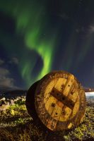 Northern Lights by cwaddell
