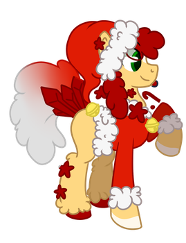 Cluster Pony Advent|Day 6 [Closed] by Cora-Rainfall