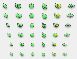 comix green by firstfooter