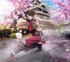 Soul Calibur - Taki by Nightingale122