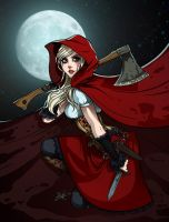 Woolfe by gyanax
