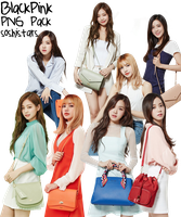 BLACKPINK PNG Pack {Saint Scott Spring} by soshistars