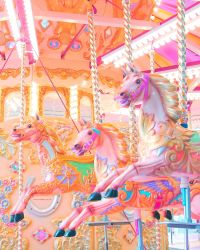 Merry-go-round by Mars-Hill