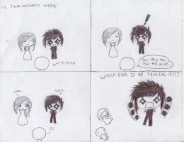 Black Veil Brides - The Wedding by lolzmelmel