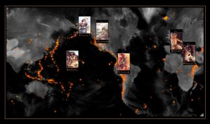 Volcanic Gods Map by melukilan