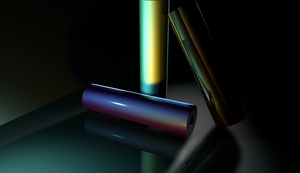 Cylinders by EmberGFX