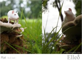 Rat bjd doll 03 by leo3dmodels