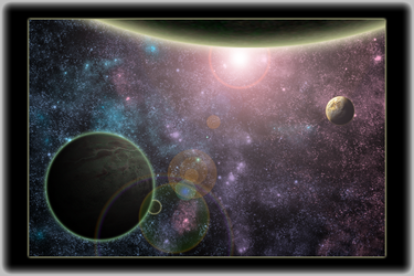 spacescape by newdeal666