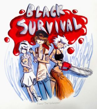 Survivors by Momo-The-Unknown