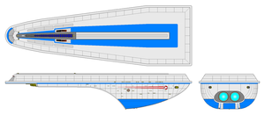 Glorious Class Secondary Hull by GAT-X139