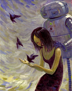 Letting Go Starts the Healing by jasinski
