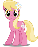 Vector #481 - Lily by DashieSparkle